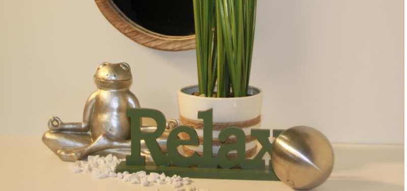 "Dekopaket ""Relax"" II"
