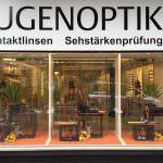 Deko bei Brillenbube Hendtedt- Ulzburg Thema: Afrika