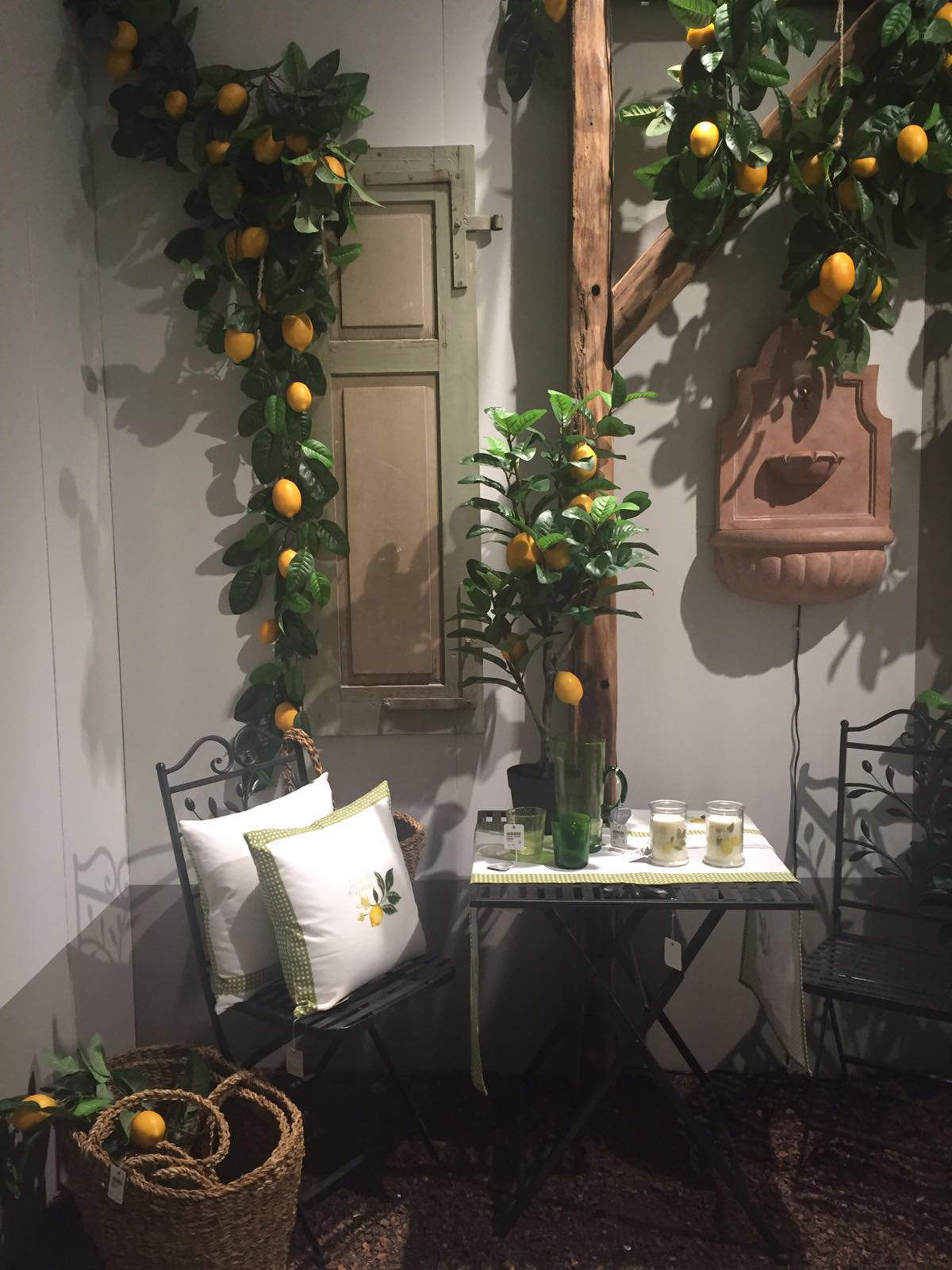 Thema: Toscana Garden