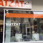 Optiker Matzat in der Alsterdorferstrasse