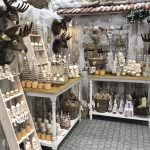 Weihnachtsaufbau Hagebaumarkt Bocholt / Boltze Gruppe