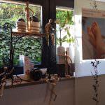 Kosmetikstudio Dekoration