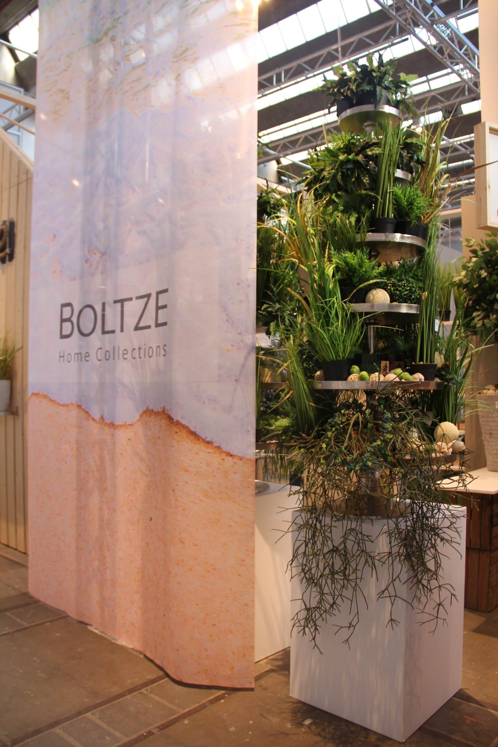 Tendence Messe Frankfurt 2016 - Boltze Gruppe