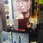 Rosarote Brille Moorbekpassage Thema: Ray Ban