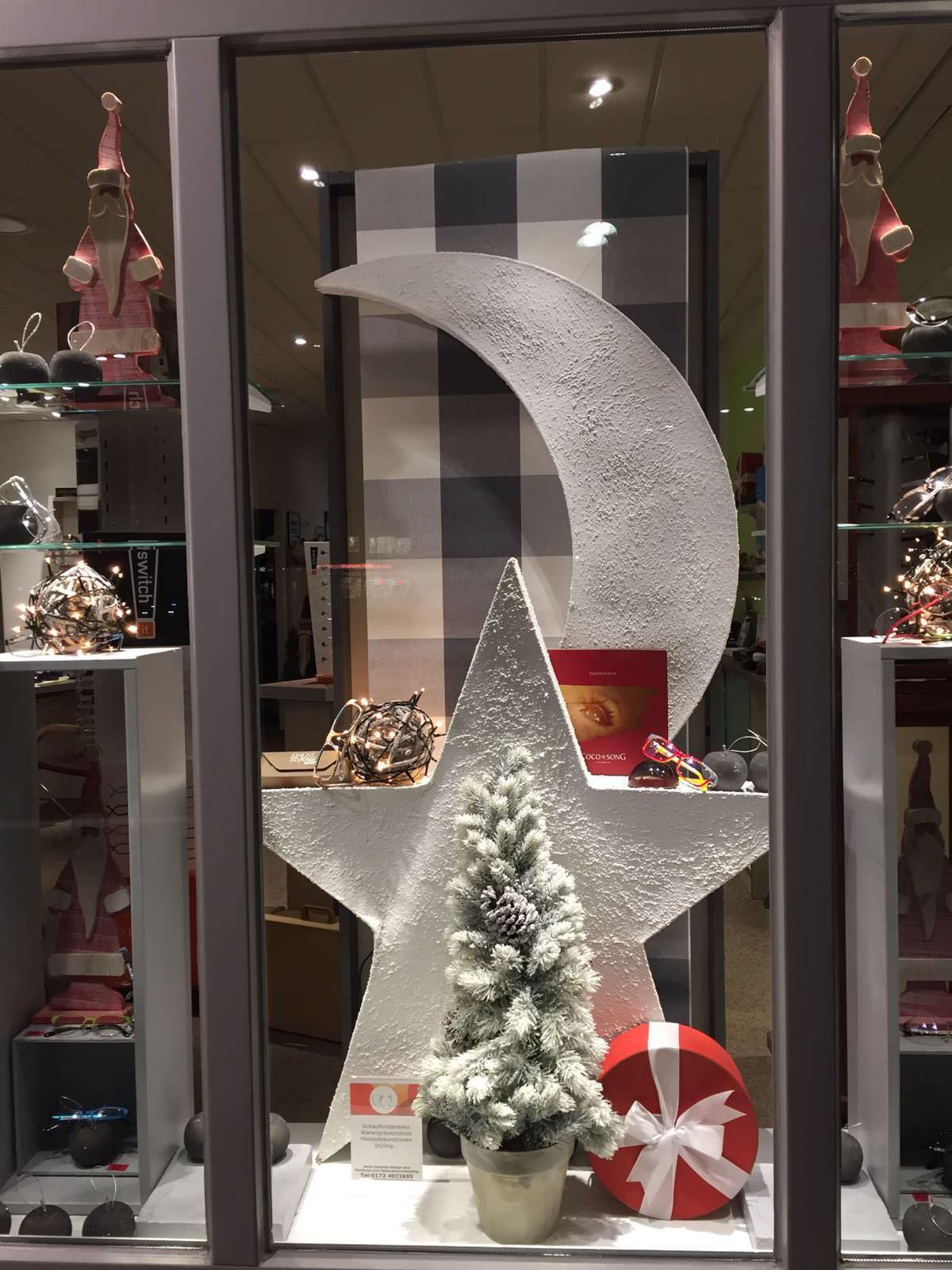 BrillenBube in Bad Bramstedt - Weihnachtsdekoration