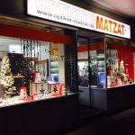 Optiker Matzat., Weihnachtsdeko 2016