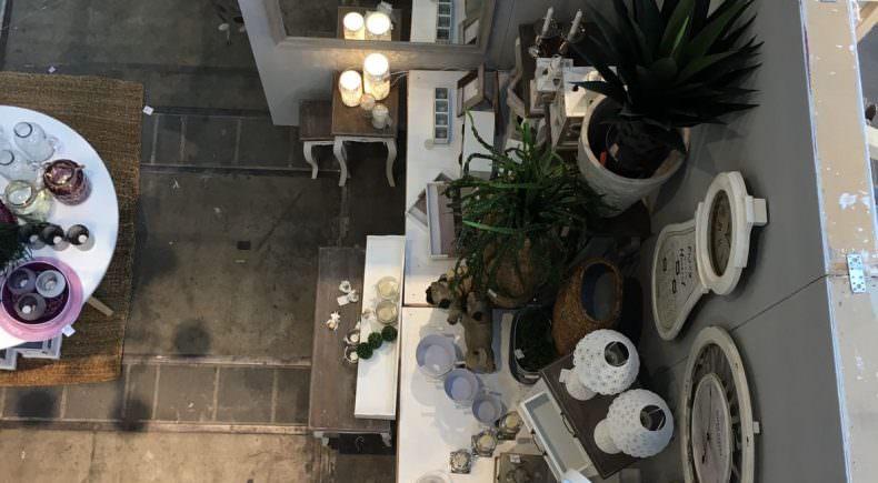 Thema Nature, gemischt mit Romantik und cosy cottage