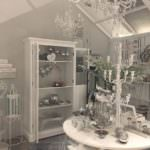 Boltze Showroom Dekoration, Thema White Romantik