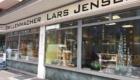 Sommerdekoration für den Brillenmacher Lars Jensen aus Elmshorn