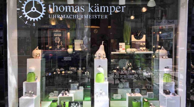 Thomas Kämper Uhrmachermeister,Thema Herbst