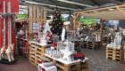 Weihnachten im Hagebaumarkt - Nachher